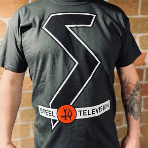 Steel TV T-Shirt